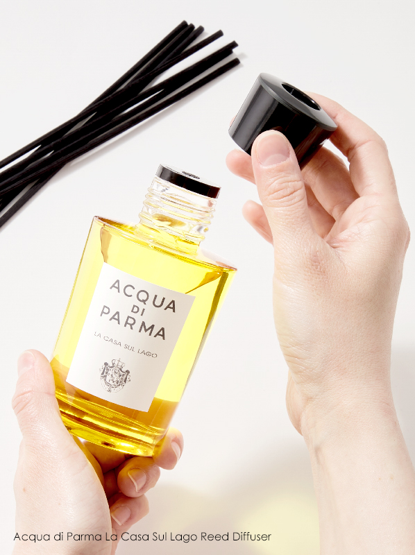 9 Products Worth Splurging On: Acqua di Parma La Casa Sul Lago Reed Diffuser
