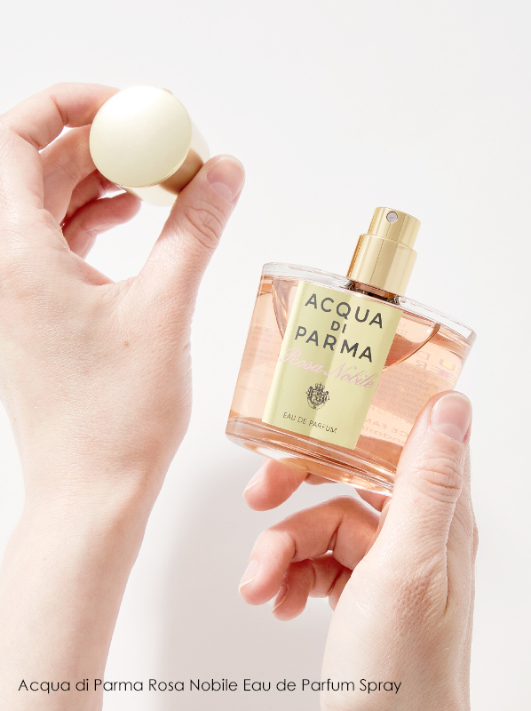9 Products Worth Splurging On: Acqua di Parma Rosa Nobile Eau de Parfum