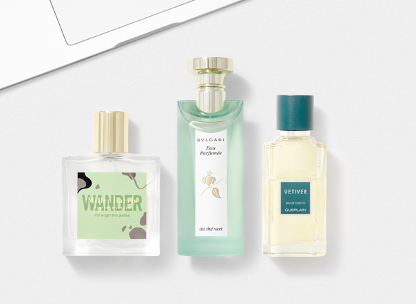What do Green Fragrances Actually Smell Like?