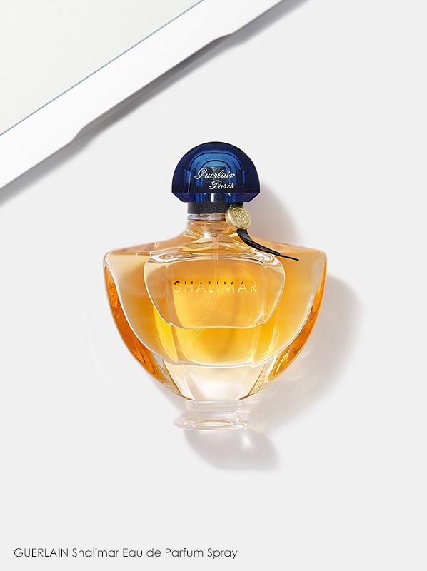 Amber Fragrances: Guerlain Shalimar