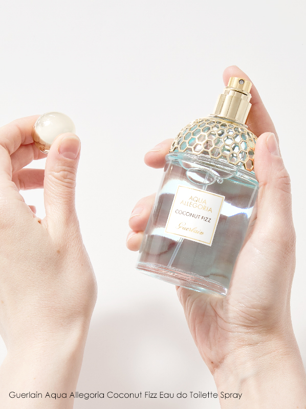 9 Products worth splurging on: Guerlain Aqua Allegoria Coconut Fizz Eau de Toilette Spray