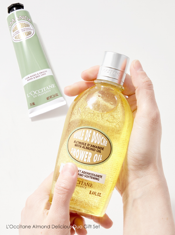 9 Products Worth Splurging On: L'Occitane Almond Delicious Duo Gift Set