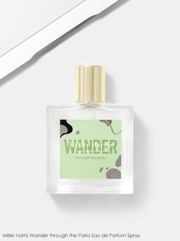 Green Fragrances: Miller Harris Wander Through the Parks Eau de Parfum