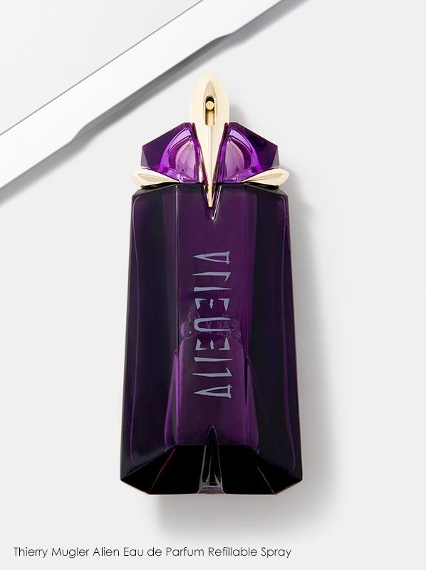 Solar Fragrance: Mugler Alien pefume