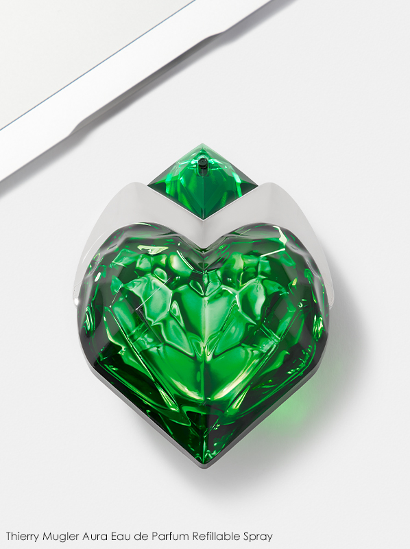 Green Fragrances: Mugler Aura