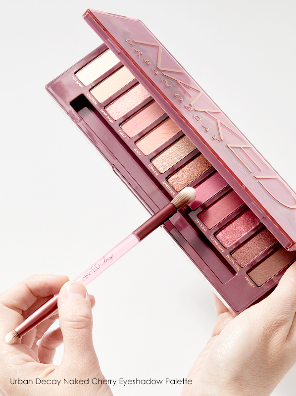 9 Products Worth Splurging On: Urban Decay Naked Cherry Eyeshadow Palette