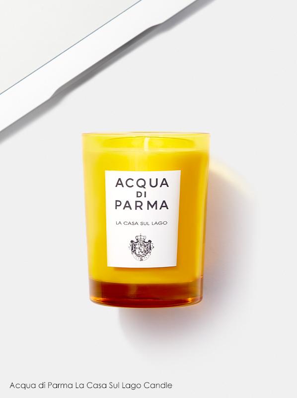 Scented Candles: Acqua di Parma La Casa Sul Lago Candle