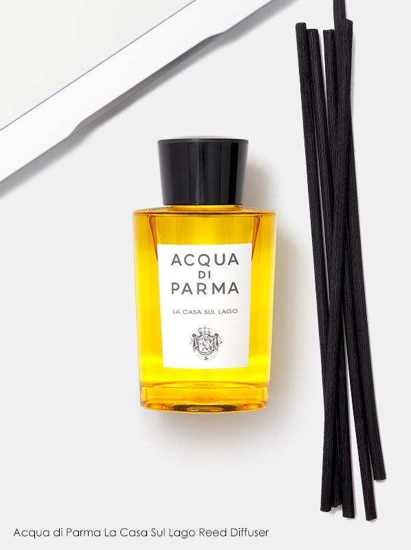 Best Fragrance Diffusers: Acqua di Parma La Casa Sul Lago Reed Diffuser