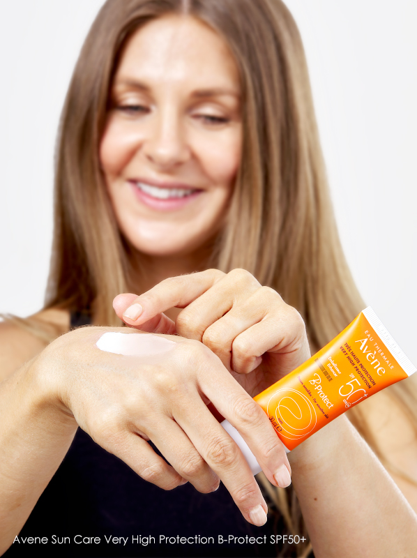 Tinted SPFs: Avene Sun Care Very High Protection B-Protect SPF50+