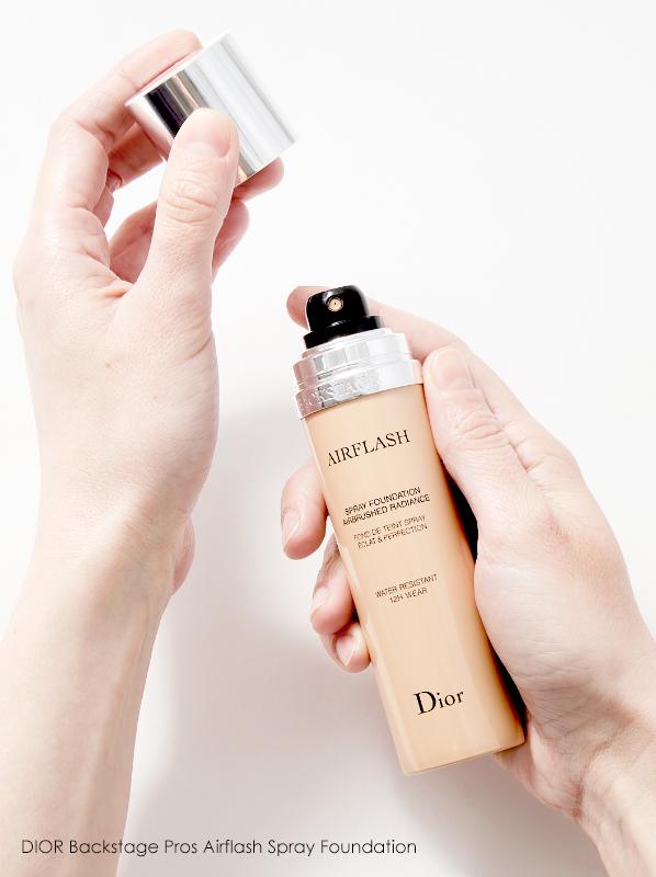 Discontinued Foundations: Dior Backstage Pros Airflash Spray Foundation