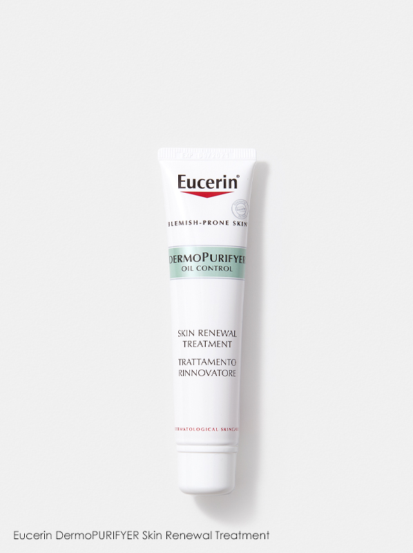Image of Eucerin DermoPURIFYER Skin Renewal Treatment