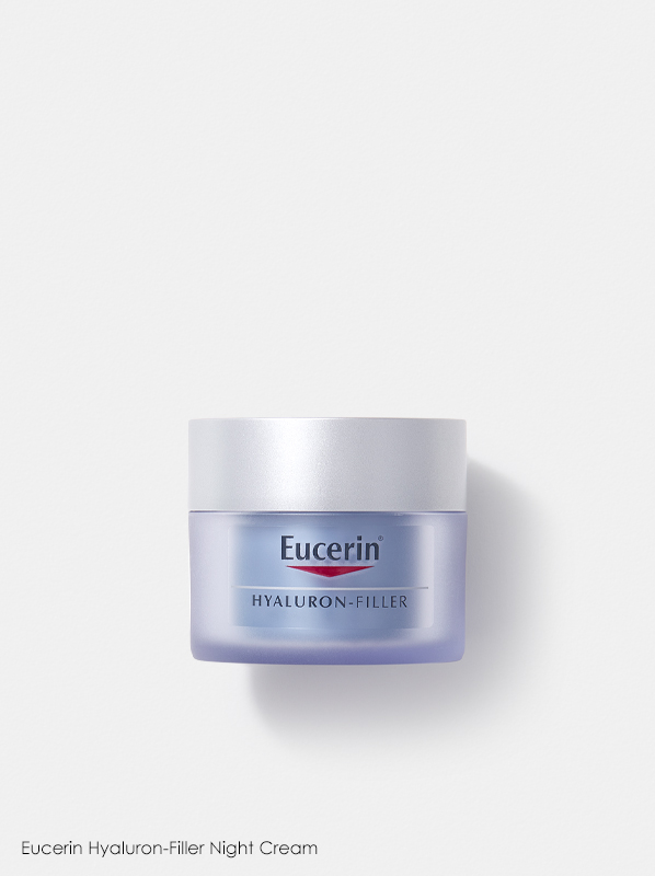 Image of Eucerin Hyaluron-Filler Night Cream