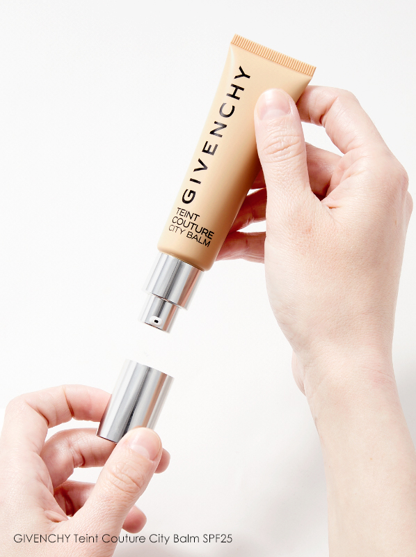 Discontinued Foundations: Givenchy Teint Couture City Balm SPF25