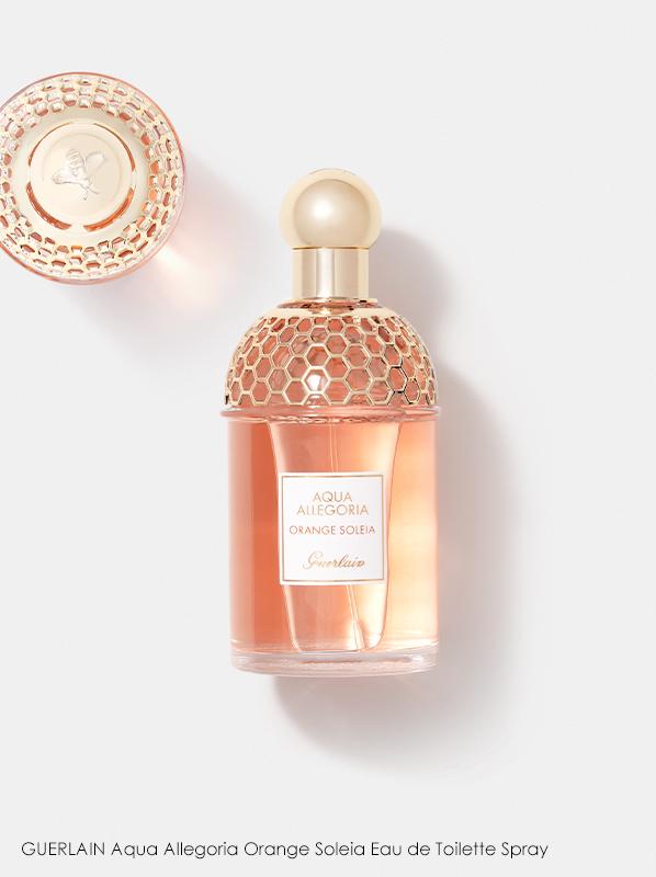 Best Orange Fragrances; Guerlain Aqua Allegoria Orange Soleia Eau de Toilette