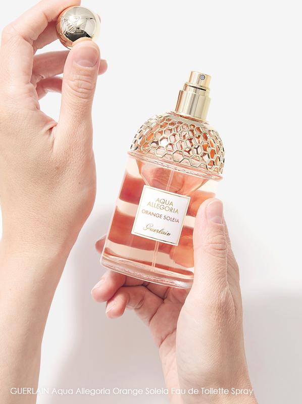 July Beauty Favourites: Guerlain Aqua Allegoria Orange Soleia Eau de Toilette Spray