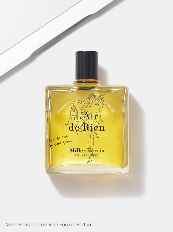 Amber Fragrances: Miller Harris L'Air de Rien Eau de Parfum