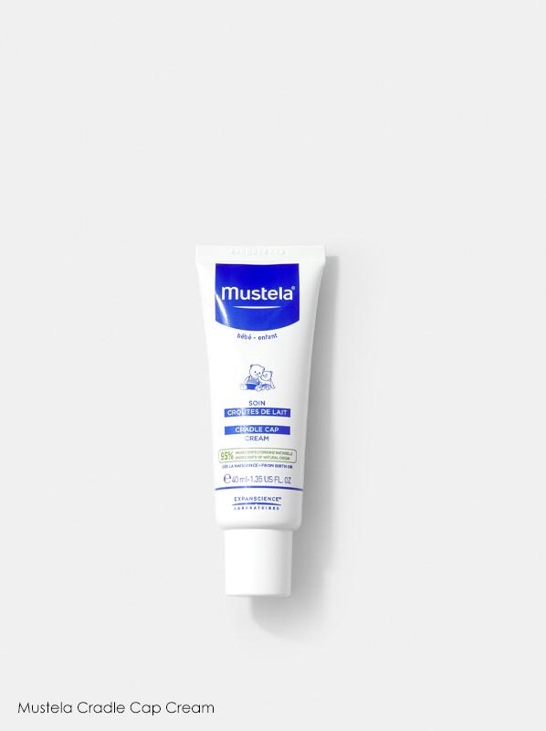 Mustela Skincare: Mustela Cradle Cap Cream