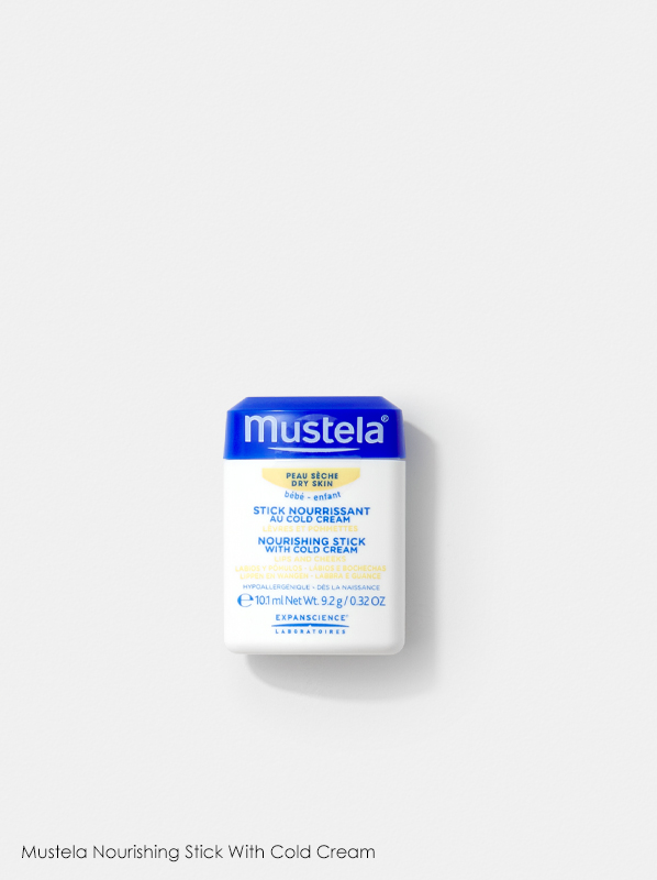 Mustela Skincare: Mustela Nourishing Stick With Cold Cream