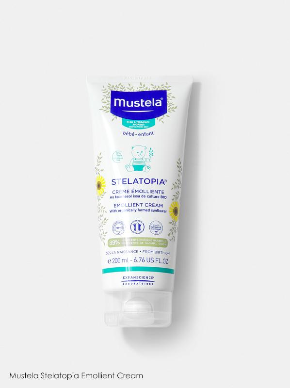 Mustela Skincare: Mustela Stelatopia Emollient Cream