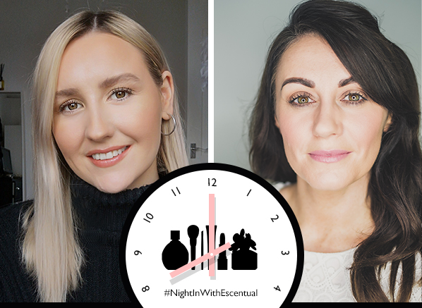 Nightinwithescentual: Chelsey and Janette talk skincare actives