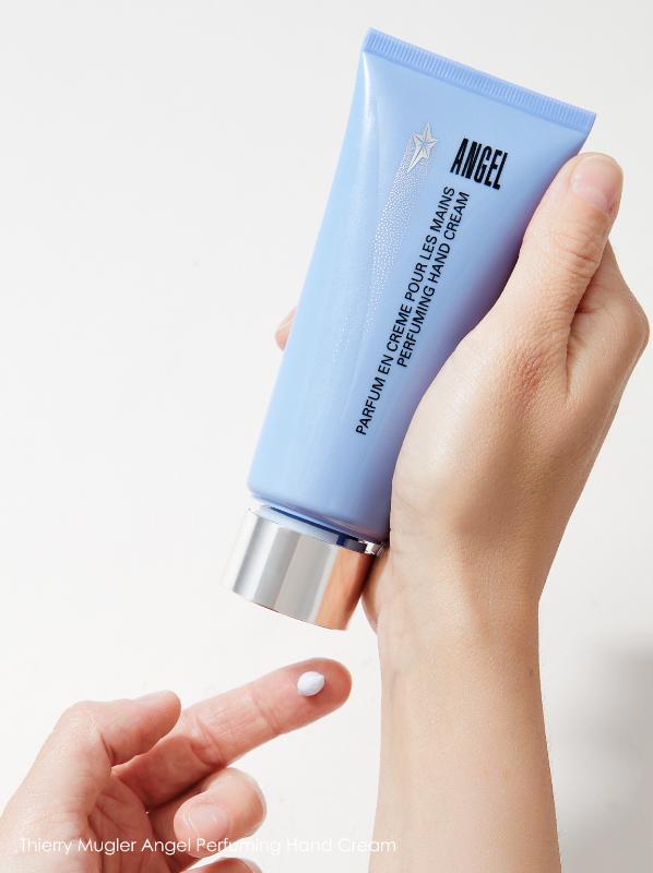 Best Scented Hand Creams: Mugler Angel Perfumed Hand Cream