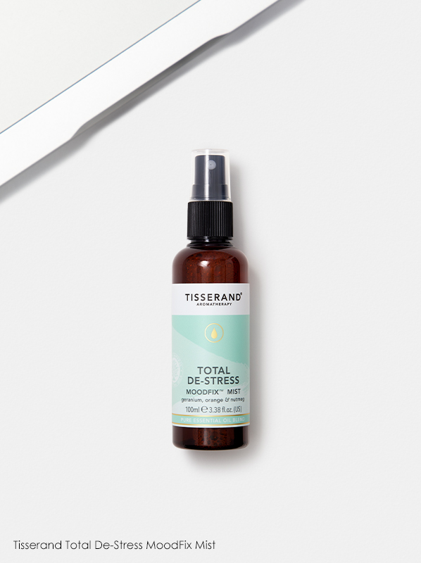 Best Room Sprays: Tisserand Total De-Stress MoodFix Mist