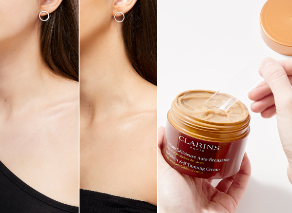 3 Self Tanning Formulas For Naturally...