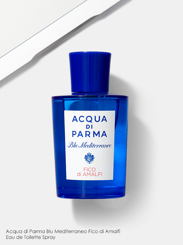 sensory fragrance trip: Acqua di Parma Blu Mediterraneo Fico di Amalfi Eau de Toilette Spray