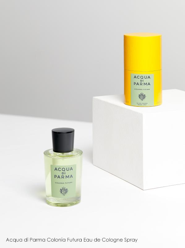 review of Acqua di Parma Colonia Futura Eau de Cologne Spray and hatbox