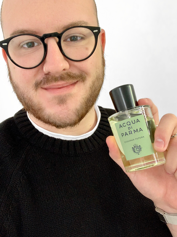 escentual september monthly favourites: Acqua di Parma Colonia Futura Eau de Cologne Spray