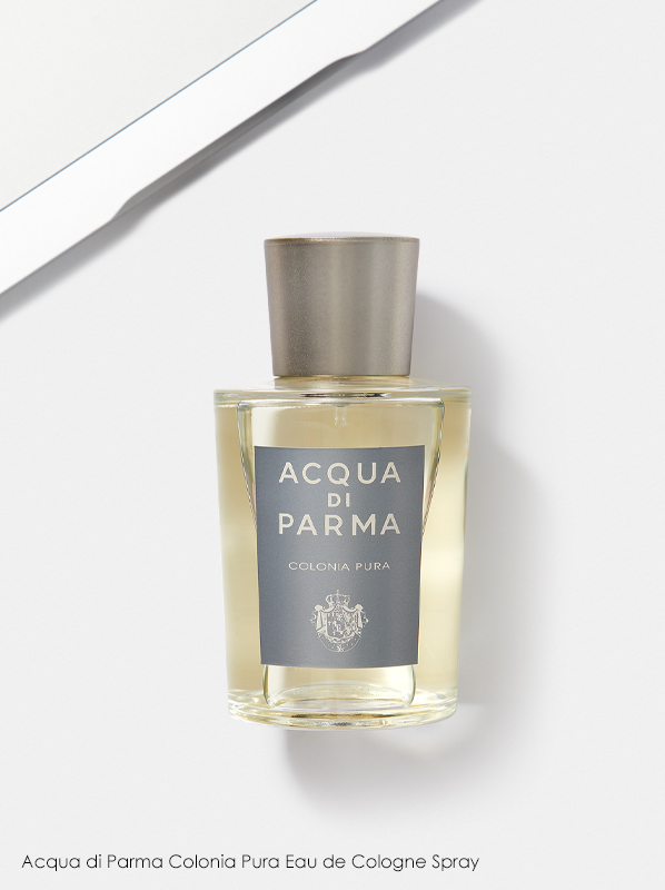 Best White Fragrances; Acqua di Parma Colonia Pura Eau de Cologne Spray