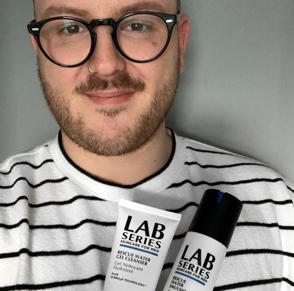 Ben, Escentual Merchandiser's August Team Favourites; Lab Series Rescue Water Emulsion and Rescue Water Gel Cleanser