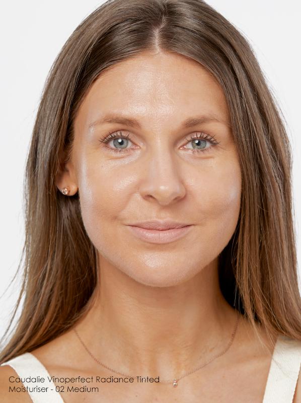 5 of the Best Tinted Moisturisers for Your Skin Type: Caudalie Vinoperfect Radiance Tinted Moisturiser (Medium)