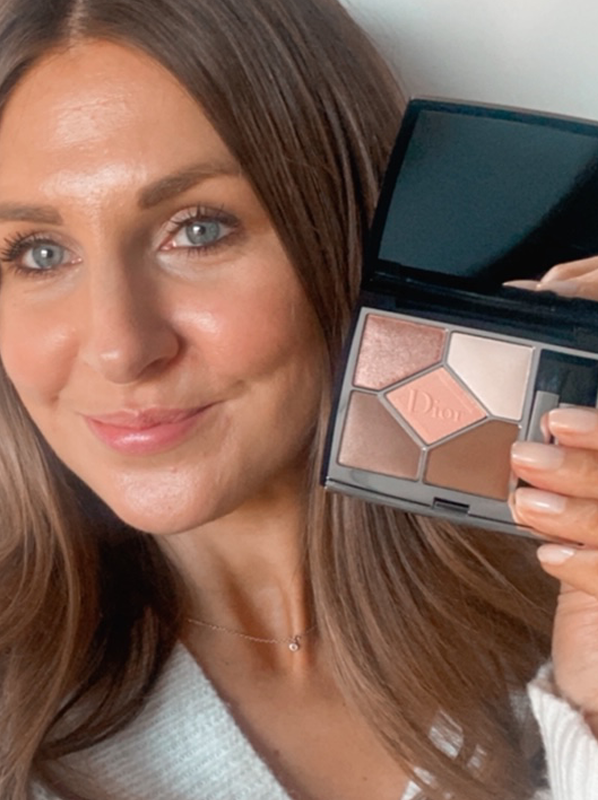 escentual september beauty favourites: DIOR 5 Couleurs Couture Eyeshadow Nude Dress