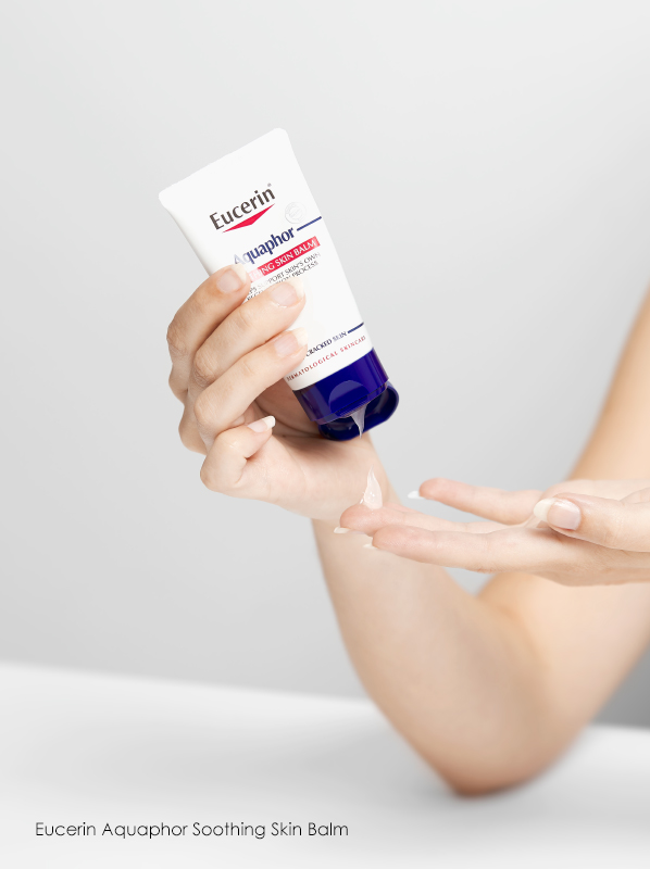 Eucerin Aquaphor review: ingredients