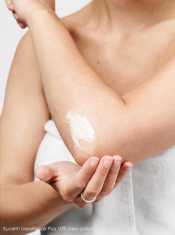 Fake Tan Tips: Eucerin UreaRepair Plus 10% Urea Lotion 250ml