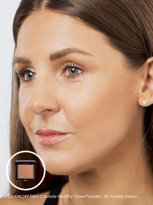 3 Ways to Glow: GIVENCHY Teint Couture Healthy Glow Powder - 03 Ambre Saison