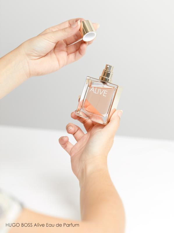 hugo boss alive perfume review