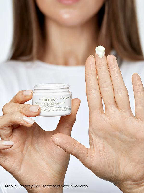 Hydrating Eye Creams For Dry Under Eyes: Kiehl's Creamy Eye Treatment with Avocado
