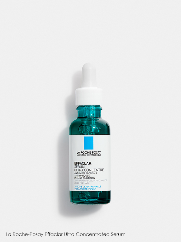 Best New French Pharmacy Skincare - La Roche-Posay Effaclar Ultra Concentrated Serum