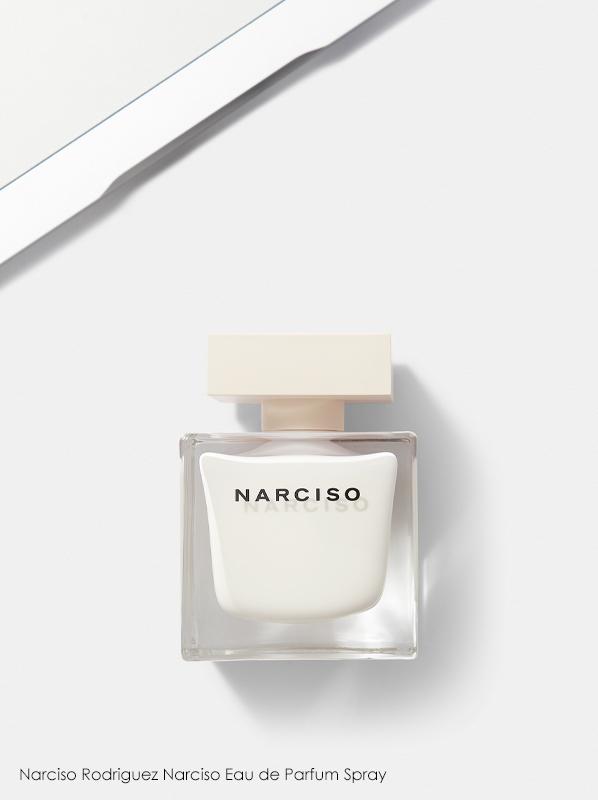 Best White Fragrances; Narciso Rodriguez Narciso Eau de Parfum Spray