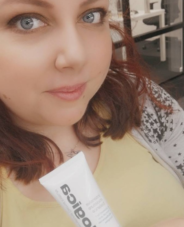 Emily, Escentual Merchandiser's August Team Favourites; Dermalogica Active Moist