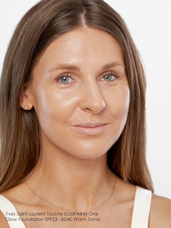 5 of the Best Tinted Moisturisers for Your Skin Type: Yves Saint Laurent Touche Eclat All-In-One Glow Foundation SPF23 (BD40 Warm Sand)