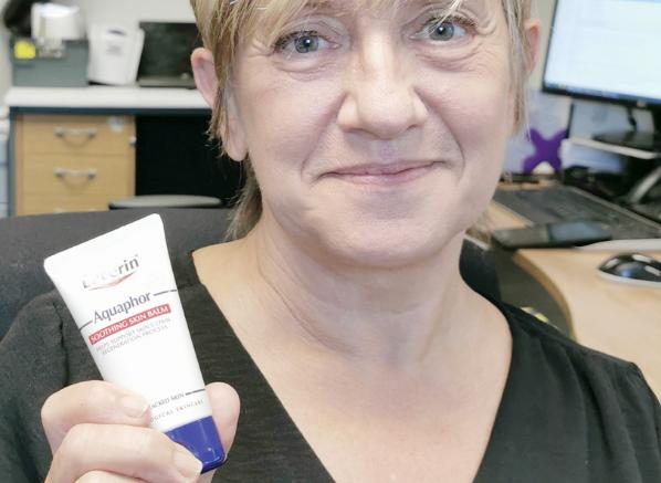how to use eucerin aquaphor for nettle rash