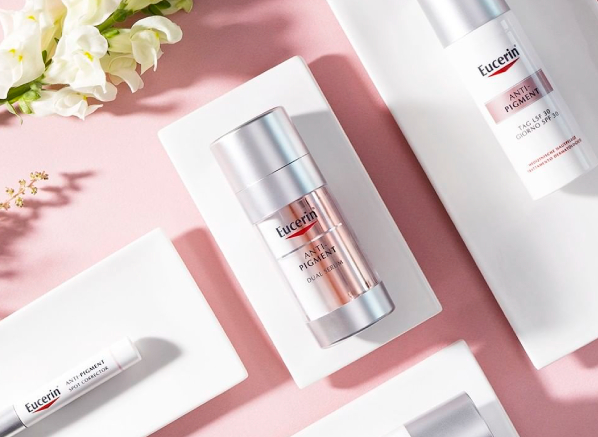 Eucerin Skincare Range for Hyperpigmentation: Anti-pigment