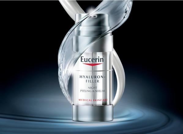 Eucerin Skincare Range for Ageing: Hyaluron-Filler