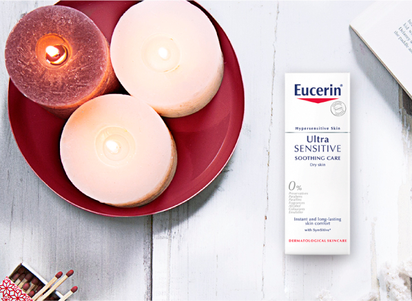 Eucerin Skincare Range for Hypersensitive Skin: Ultra Sensitive