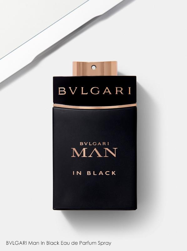 Boozy Fragrances; Bvlgari Man In Black Eau de Parfum