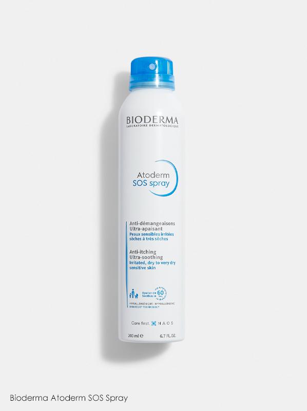 best water spray for irritated skin