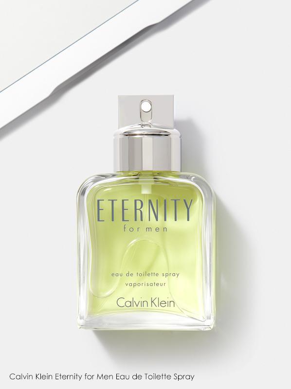 Boozy Fragrances; Calvin Klein Eternity for Men Eau de Toilette